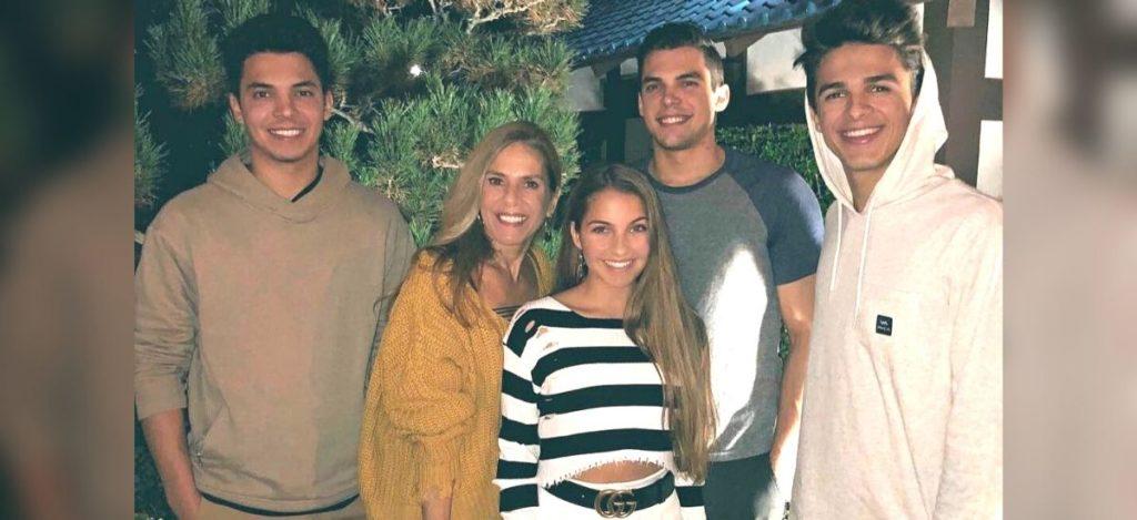rivera's family